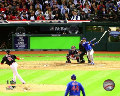 Addison Russell Grand Slam Game 6 of the 2016 World Series