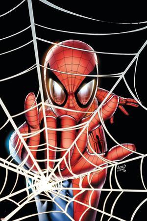 Amazing Spider-Man Family No.1 Cover: Spider-Man by Adi Granov
