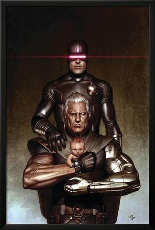 Cable No.6 Cover: Cyclops and Cable