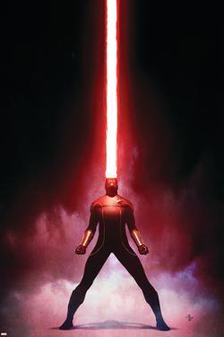 X-Men Origins: Cyclops No.1 Cover: Cyclops by Adi Granov