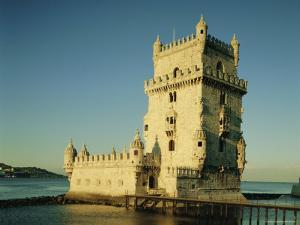 Belem Tower, Lisbon, Portugal by Adina Tovy