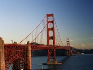 Golden Gate Bridge, San Francisco, California, USA by Adina Tovy