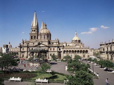 Guadalajara, Mexico, North America