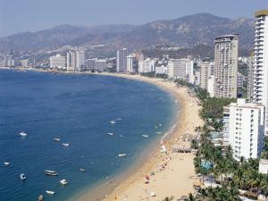 Los Hornos, Acapulco, Pacific Coast, Mexico, North America by Adina Tovy