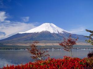 Mt.Fuji, Japan by Adina Tovy