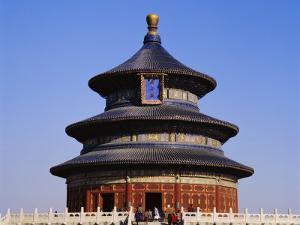 Temple of Heaven, Beijing, China by Adina Tovy