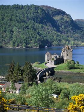 Urquhart Castle, Loch Ness, Scotland, United Kingdom by Adina Tovy
