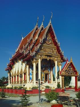 Wat Phra Nang Sang, Talang, Phuket, Thailand by Adina Tovy