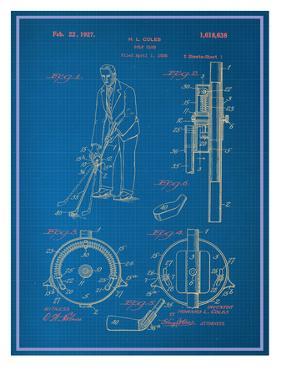 Adjustable Golf Club Blueprint