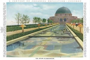 Adler Planetarium, Chicago World Fair