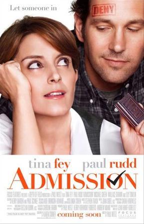 Admission Movie Poster