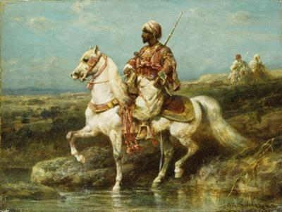 Arab Horseman