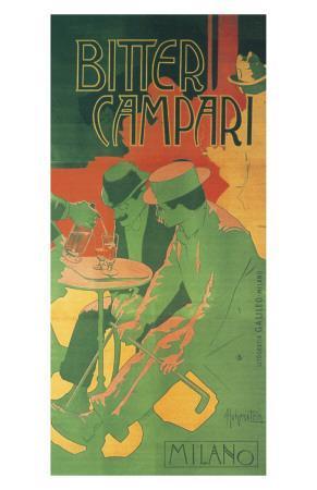 Bitter Campari Milano