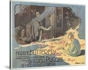Madama Butterfly by Adolfo Hohenstein