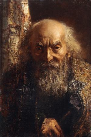 Der Rabbi Von Baghdad, C.1851