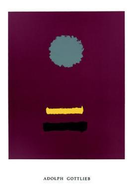 Untitled, c.1969 by Adolph Gottlieb