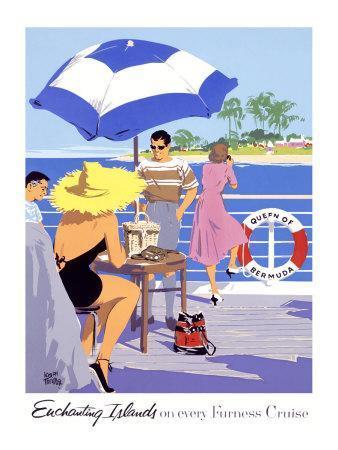 Furness Enchanting Island Cruises