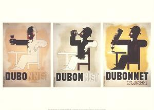 Dubo-Dubonnet by Adolphe Mouron Cassandre