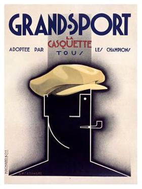 Grand Sport, 1931 by Adolphe Mouron Cassandre