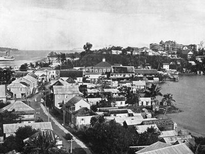 Port Antonio, Jamaica, C1905