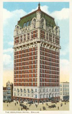 Adolphus Hotel, Dallas, Texas
