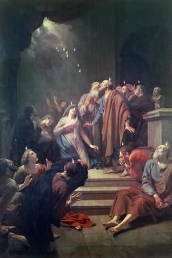 The Pentecost by Adriaan van der Werff