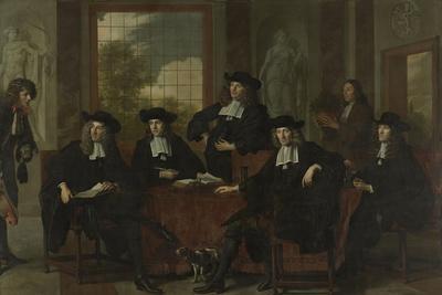 Superintendents of the Collegium Medicum in Amsterdam