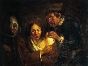 Surgery by Adriaen Brouwer
