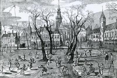 Kinderspiele, 1618