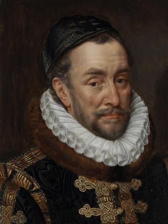William I, Prince of Oranje, C.1579 by Adriaen Thomasz Key