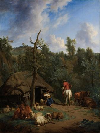 The Hut, 1671