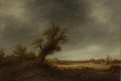 Landscape with an Old Oak