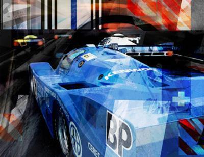 View of Racecar by Adrian Bradbury