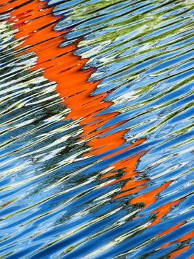 Diagonal Streaks by Adrian Campfield