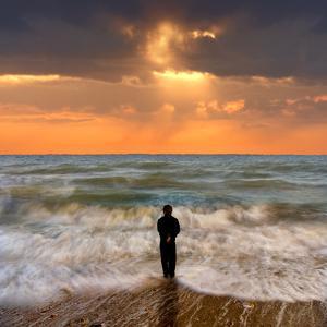 Tide Watcher by Adrian Campfield
