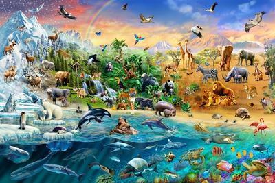Endangered Species Variant 2