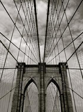 Brooklyn Bridge by Adrian Hopkins