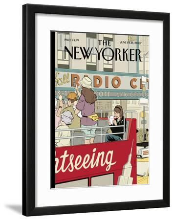 The New Yorker Cover - June 11, 2007