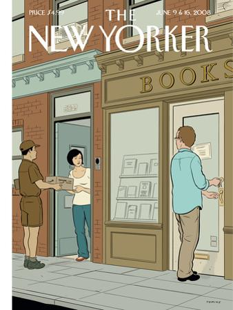 The New Yorker Cover - June 9, 2008
