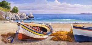 Pomeriggio mediterraneo by Adriano Galasso