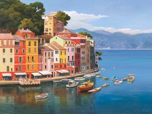 Portofino, Italian Riviera by Adriano Galasso