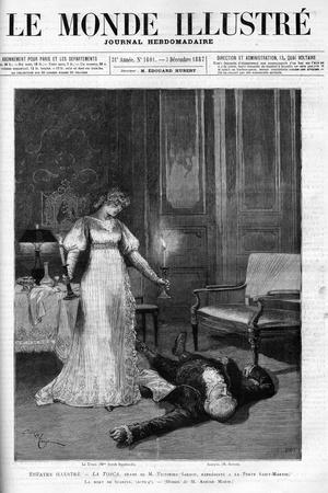 The Death of Scarpia