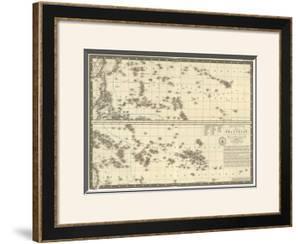 Polynesia, c.1827 by Adrien Hubert Brue