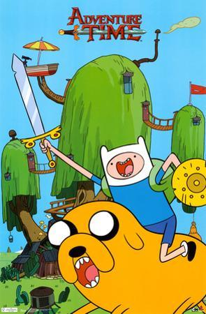Adventure Time - Finn & Jake