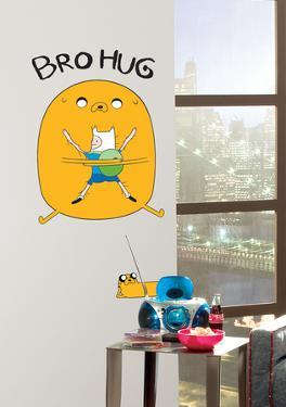 Adventure Time Peel & Stick Giant Wall Decals