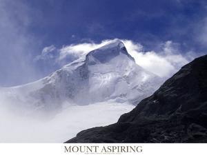 Mount Aspiring by AdventureArt