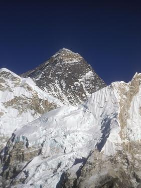 Mount Everest Summit by AdventureArt