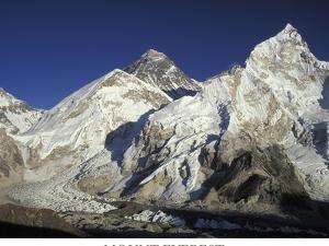 Mount Everest by AdventureArt