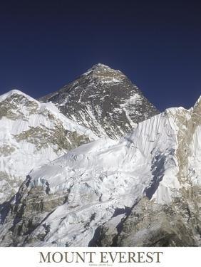 Mt Everest Summit by AdventureArt