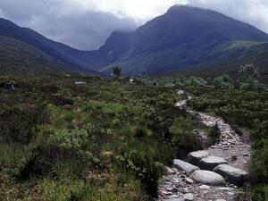 Path to the North Face of Ben Nevis, Scotland by AdventureArt